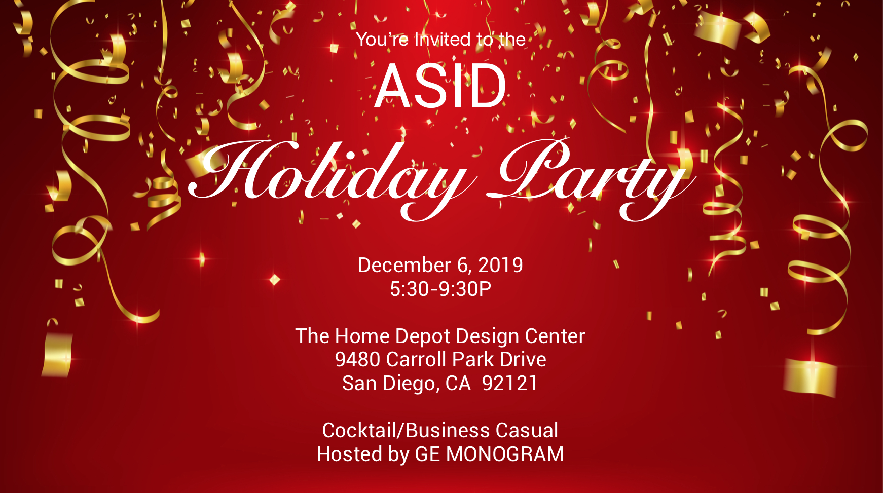 California San Diego American Society Of Interior Designers