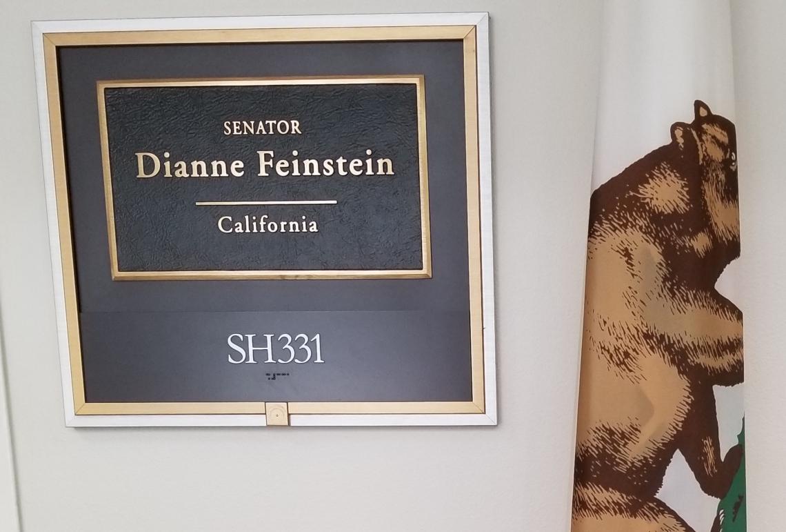 Senator Diane Feinstein's Office
